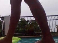 Pinay Swimming Pool Scandal