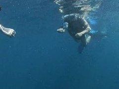 Underwater Sex Sous Marine