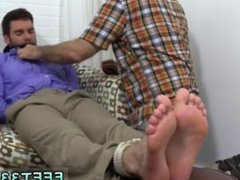 Emo guys making out and gay sex videos first time Chase LaChance Tied Up,