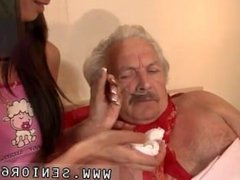 Old first fucking and blonde teen old man xxx Bruce is feeling a little