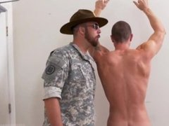 Teens military gay porn movie first time Extra Training for the Newbies