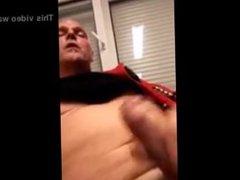 Danish Mature Older Guy & I Masturbate Until Cum (Daddy Man Dick Show)
