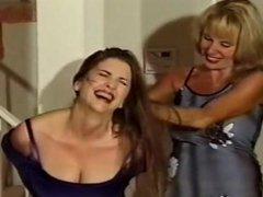Tara and Julia Ultimate Tickling (Vintage)