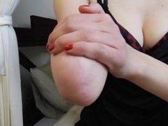 Amputee Morning Stump Massage