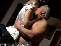 Old mom ass first time Bruce has been married for 35 years and now he