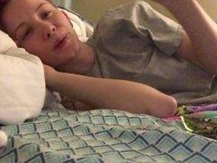 Bed time smoking