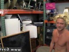 Gay sleep cumshot Blonde muscle surfer dude needs cash