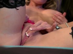 Angela Sommers hot lesbian sex with Jessica Jaymes