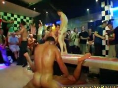 Huge dick young gay group masturbation xxx This male stripper party is