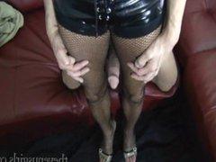 Bitch Boy Dry Humps Mommies Legs