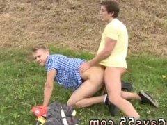 Men piss outdoor  gay xxx Anal-Sex In