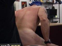 Hard anal black man gay sex  young boy