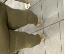 Phat ass tight pants