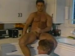 Hot Sex in the Kitchen