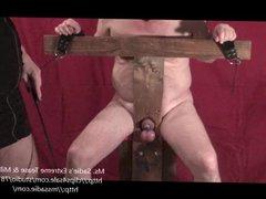 Humiliation BallBusting Limp Dick Play With Ms. Sadie