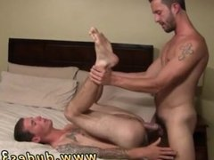Gay black dad huge cock fucking small boy