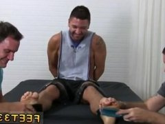 Toe licking old gay and men jacking off