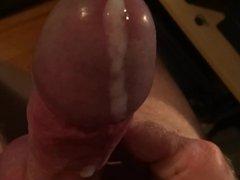 Harness anal plug wank