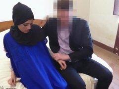 Arab neighbor aunty 21 year old refugee in