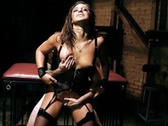 Kendra Lust Abella Dangers Gets Punished Hard