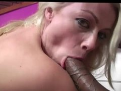 Right in the cakes! Adrianna Nichole anal only by BBC