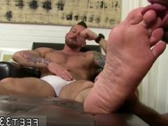Gay boy making sex  Ricky is guided