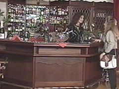 Scene from Bar Job (1995) with Angelica Bella