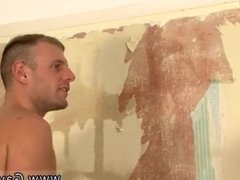Boy shower with boy sucking dick gay