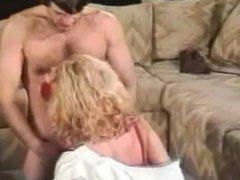 Nina Hartley messy anal