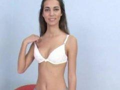 Hungarian Regina casting video