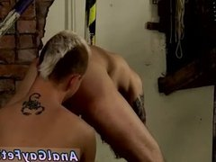 Young men cumming solo gay xxx Fucked And