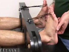 Guys jacking off toes gay Ticklish Dane