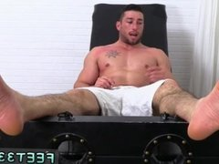 Teen gay master feet slave and bare black