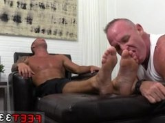 Big fat foot long cock in gay ass Dev