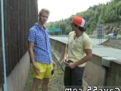Outdoor men with big cocks gay Anal-Sex In