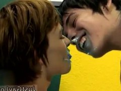 Gay teen brothers just kissing They forgo