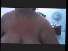 brazilian granny hanging tits