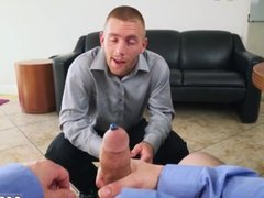 Beautiful naked guy have gay sex and guys