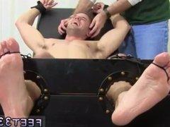 Young boys fist time gay sex Ticklish Dane
