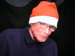 Christmas gangbang 8 old dicks fuck young busty Julie Skyhigh