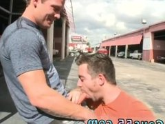 6 gay twink boys outdoors Real super-steamy