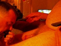 Poppers A Hard Daddy Cock and A Thick Load In My Belly