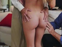 British blonde creampie Molly Earns Her Keep