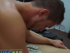 Straight guy fucked by tranny gay Guy ends