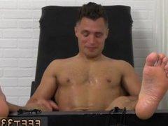 Gay men kissing men feet and porno gay
