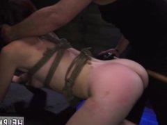 Hardcore sock bondage and doctor bdsm