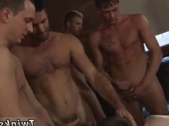 Cum gay movies orgy James Gets His Sold