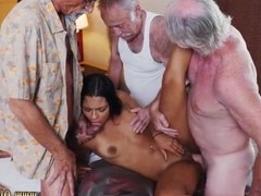 Old mature bbw anal Staycation with a Latin