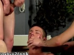 Bondage men underwear gay Captive Fuck