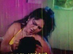 Busty bhabi boob show - Indian